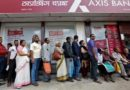How can India go Cashless if Axis Bank takes 18 months to activate a Debit card?