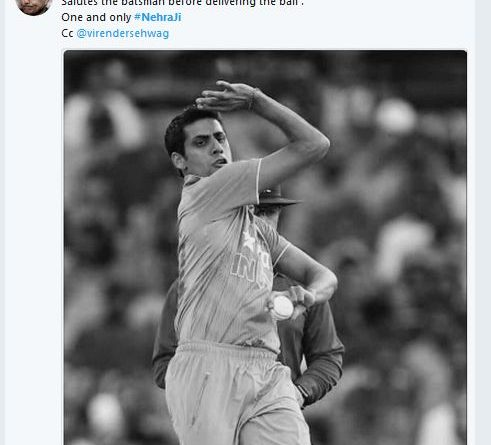 How Twitterati Reacted to Nehra's Retirement Announcement